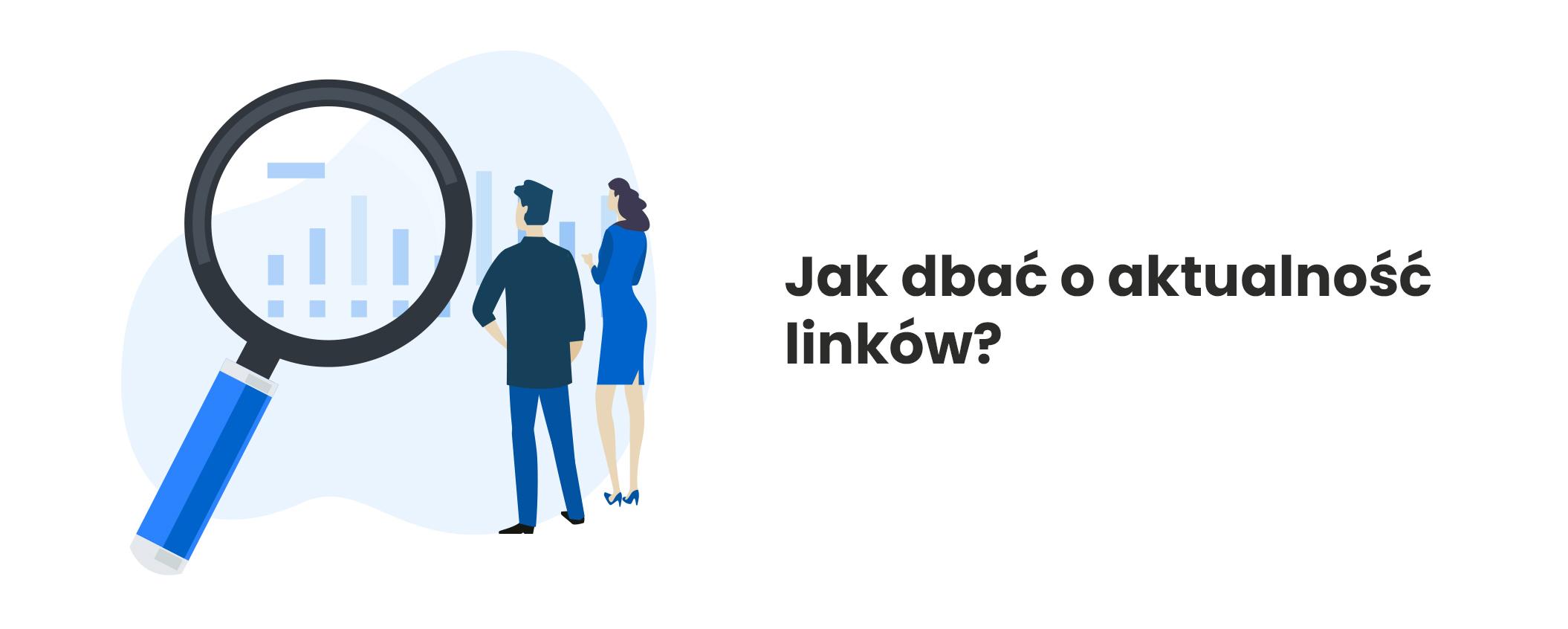 aktualność linków