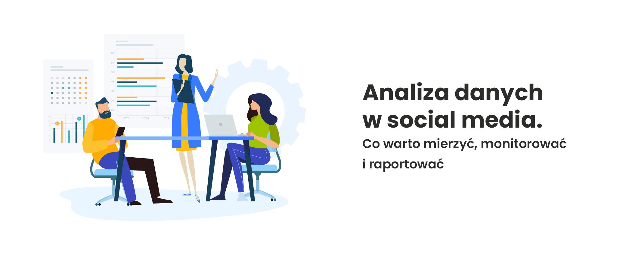 Analiza danych w social media