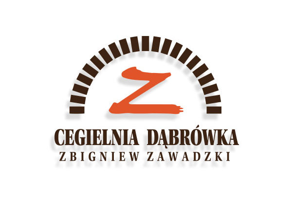 cegielnia dąbrówka projekt logo zgierz lodz