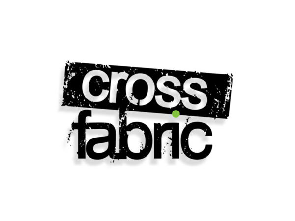 cross fabric projekt logo łódź
