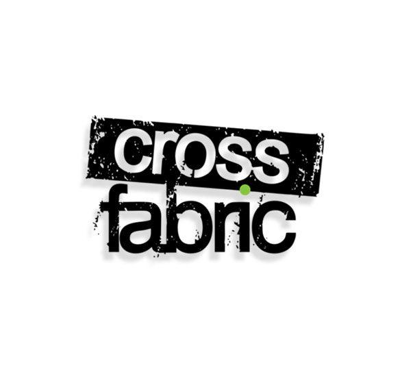 cross fabric projekt logo łódź