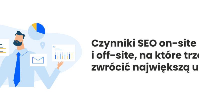 czynniki seo on-site