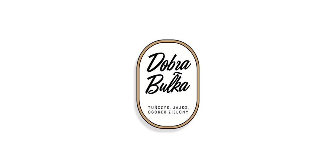 Projekt logotypu Dobra bułka