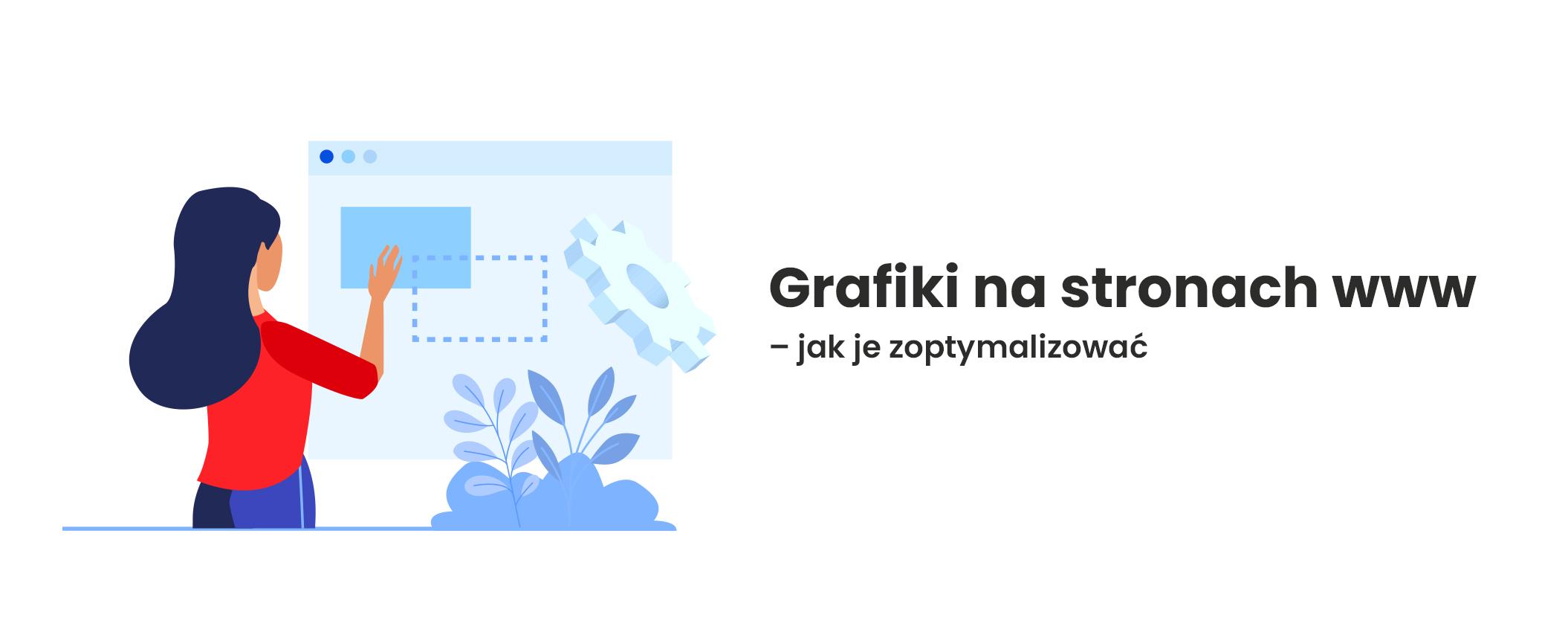 grafiki na stronach www
