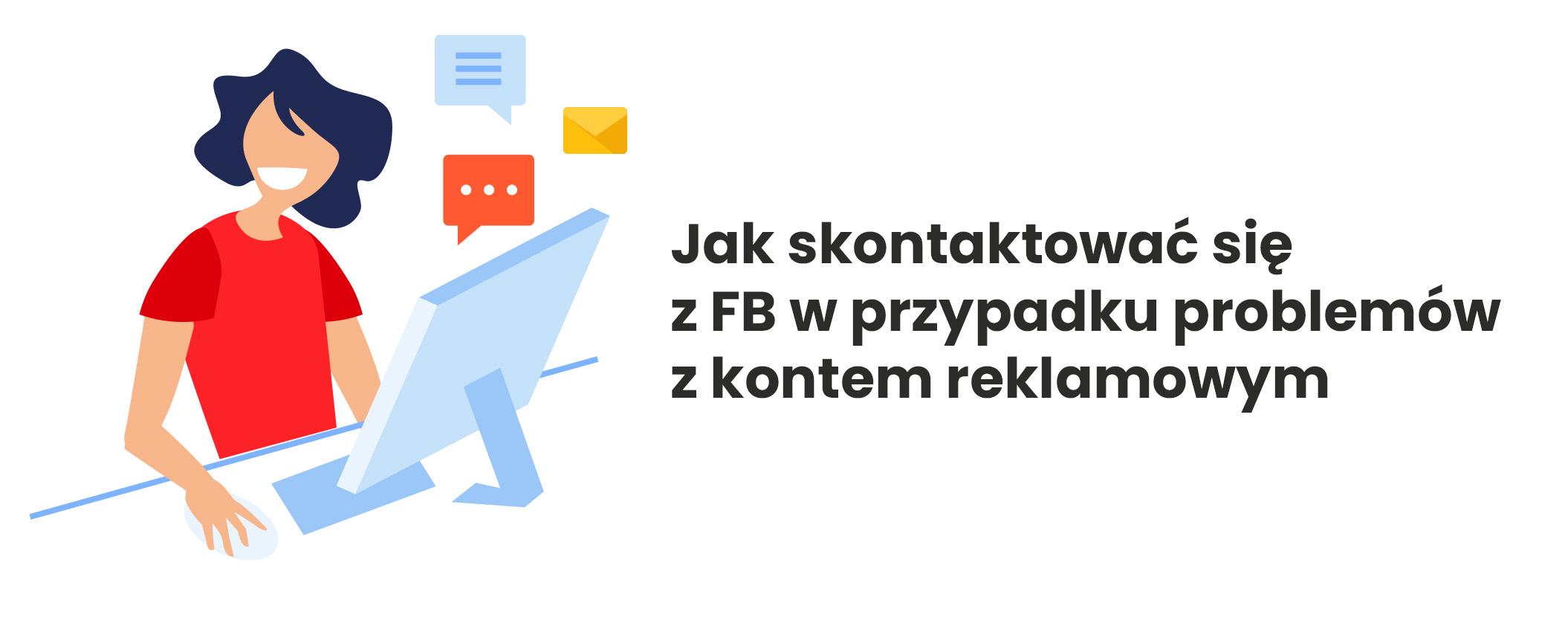 jak skontaktować się z fb