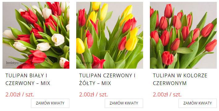 produkty w sklepie internetowym kwiaciarnia online