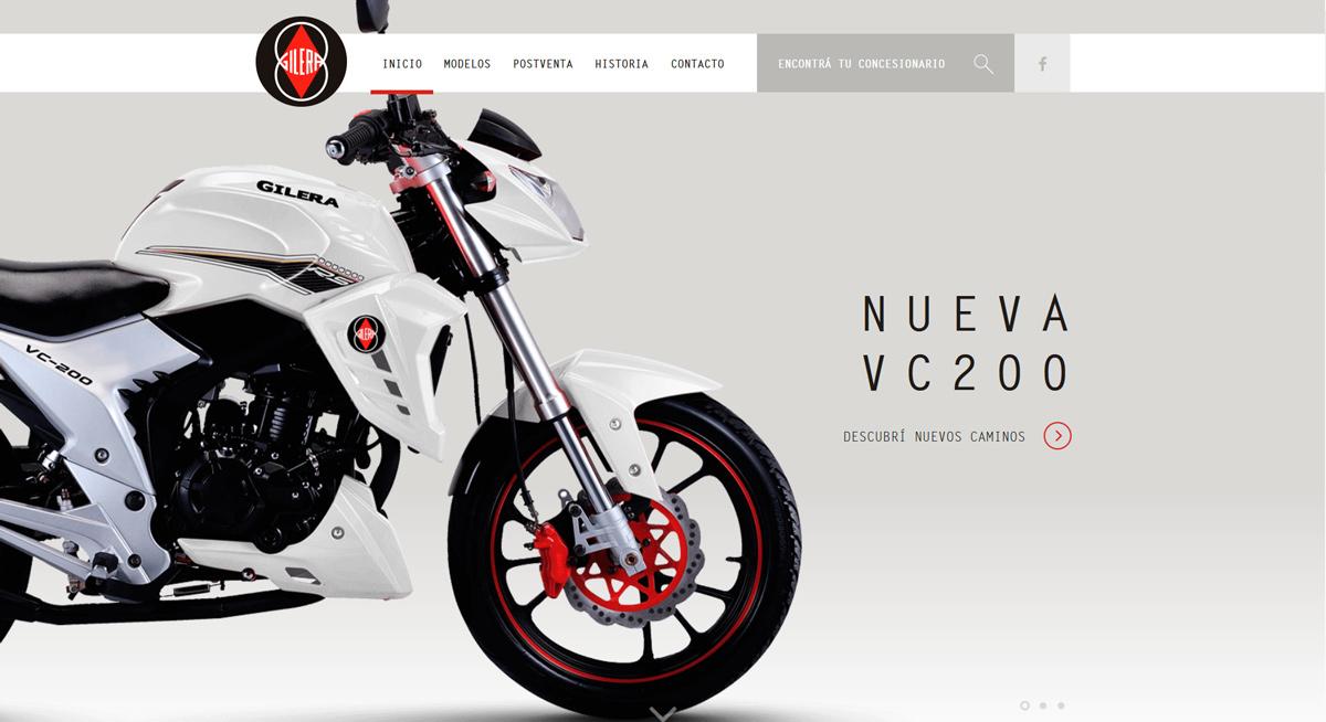 ciekawa strona www motocykle i skutery gilera