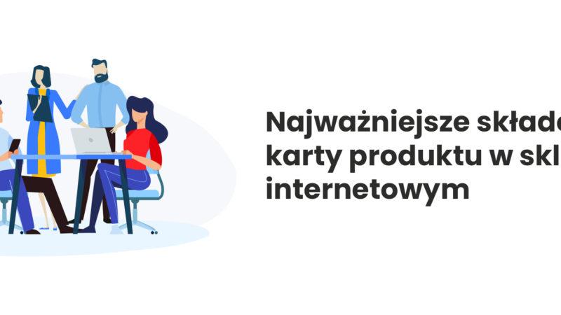 karty produktu w sklepie internetowym