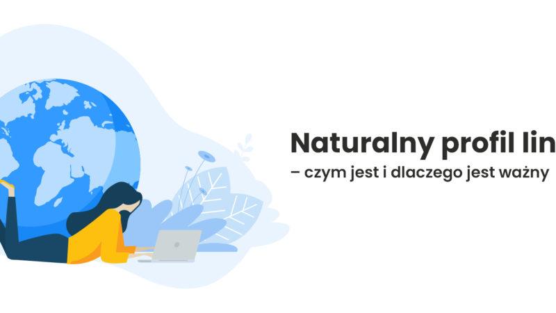 naturalny profil linków