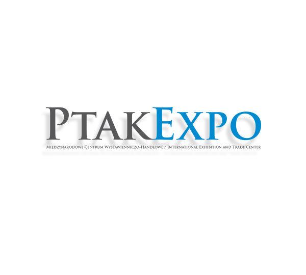 ptak expo rzgów projekt logo identyfikacja wizualna marki