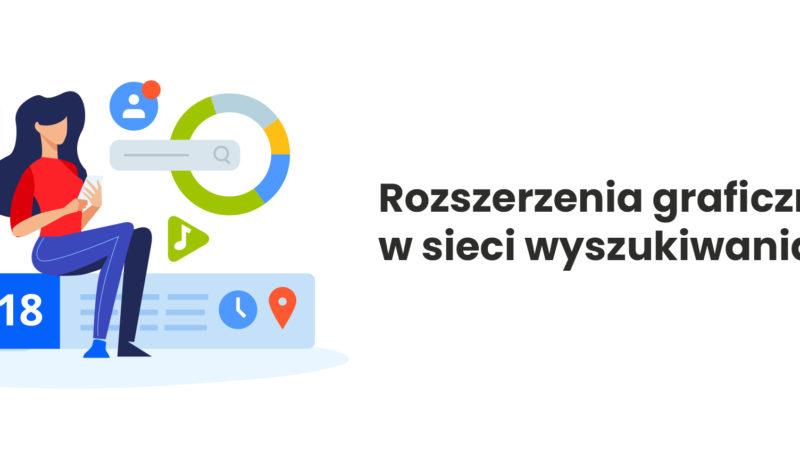rozszerzenia graficzne w sieci wyszukiwania