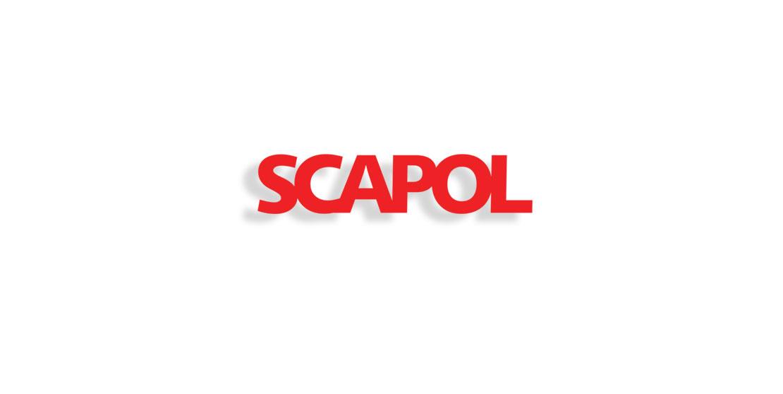 Logotyp firmy SCAPOL