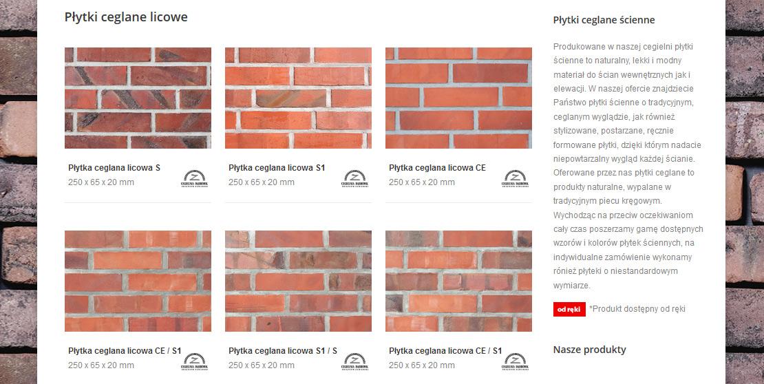 pozycjonowanie strony internetowej cegielnia