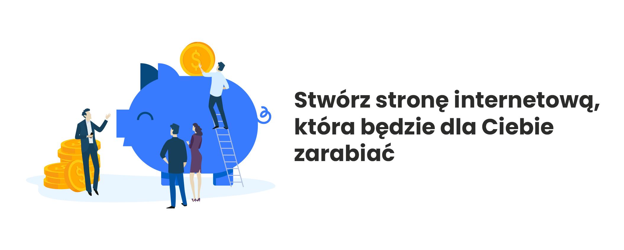 witryny internetowe