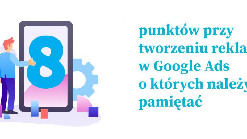 tworzenie reklam google ads